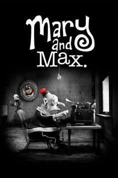 click image to watch Mary and Max (2009)