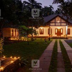 #TraditionalStyle #DreamHome #Homestyle ലാഭിച്ചത് 40 % ചെലവ്! മോഹിപ്പിക്കും കേരളത്തനിമയുള്ള ഈ വീട്... Ranch House Plans, Cottage House Plans, Craftsman House Plans, Country House Plans, Modern House Plans, Small House Plans, House Floor Plans, Kerala Traditional House, Traditional House Plans