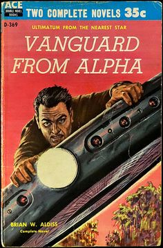 Emsh, Vanguard from Alpha by Brian W. Aldiss.