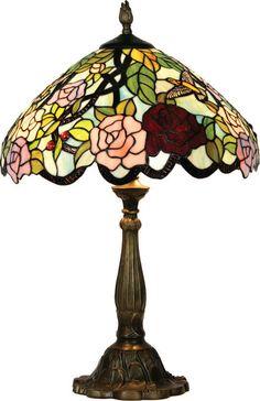 Original Tiffany Lamps   Humming bird Tiffany lighting collection