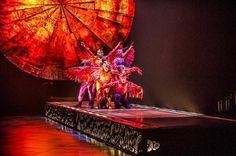 Cirque du Soleil dedica su 'Luzia' a México - http://www.notimundo.com.mx/cirque-du-soleil/