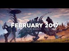 ألعاب شهر فبراير games february 2017