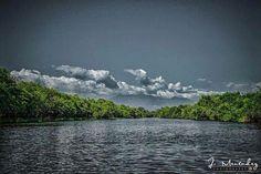 Lago Peten Itza Guatemala