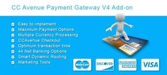 CCAvenue Payment Gateway V4 Add-on is electronically distributed.