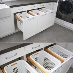 I LOVE seeing custom designed cabinetry that helps to keep things organized! @erin_sunnysideup