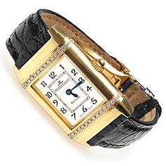 Jaeger-LeCoultre Reverso Duetto Duo Ladies Wristwatch