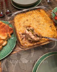 Chicken Cordon Bleu Casserole for Dinner ...inspired by Laura Vitale