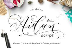 AIDAN – ROMANTIC SCRIPT