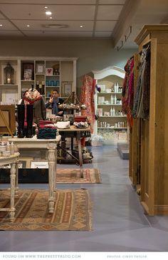 Poetry {Shop Tour}- shop interior   Photography: Cindy Taylor
