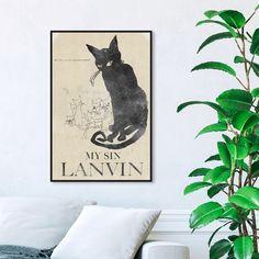 My Sin All Black Cat, Batman, Superhero, Cats, Fictional Characters, Gatos, Cat, Fantasy Characters, Kitty