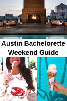 Austin Bachelorette Weekend Guide: Where to Stay, Eat, Drink and Play in Austin. Check out our full Austin bachelorette party itinerary