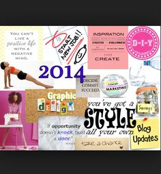 Love vision boards #mapoutyourdreams