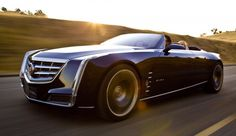 Probably the sexiest car there is in my opinion! This, THIS IS WHAT CADILLAC SHOULD BE DOING!