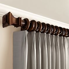 You must also look at the diameter with the rods along with your curtain's opening that you will insert the rod. We want so that it is appealing to our relatives, neighbors, office mates, friends, also to our family. tringle a rideau sans percage