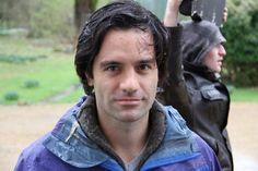 """Ramin Karimloo - """"The Rain Movie"""" Set"""
