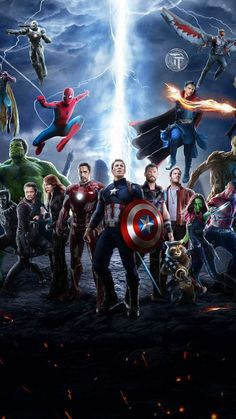 The first trailer for Avengers: Infinity War has just been released, the third installment of the Marvel saga set to come to theaters in Marvel Dc Comics, Marvel Art, Marvel Memes, Marvel Funny, Funny Comics, Iron Man Avengers, Thanos Avengers, The Avengers, Avengers Humor