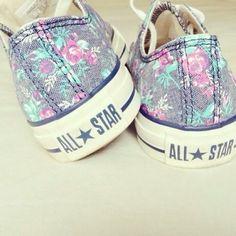 Super cute Converse shoes