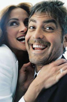 George Clooney, Leonardo DiCaprio, Johnny Hallyday, tous sont des stars et entretiennent de belles relations amicales avec... d'autres stars !