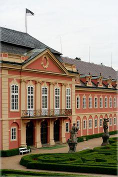 #Dobris #Castle #chateau #czech