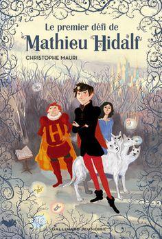 R MAU. Le premier défi de Mathieu Hidalf