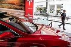 Tesla Tests Car Distribution Lwas