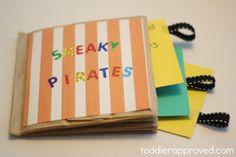 Paper Bag Books: A Simple Way to Teach Story Elements... what would your child write a book about?