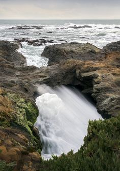 Backsplash, Sea Ranch, California