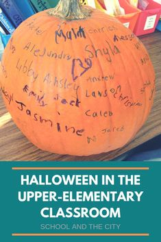 Ideas and Activities for Celebrating Halloween in the Upper-Elementary Classroom, in all subject areas! #3rdgrade #4thgrade #2ndgrade Halloween Books, Halloween Activities, Autumn Activities, Classroom Activities, Maths Display, Teaching Second Grade, Weird Holidays, Distributive Property, Simple Math