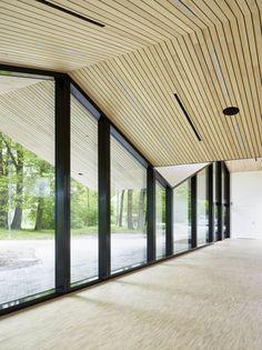 Martin Saarinen, Frei + Saarinen Architekten , Hannes Henz · Community Hall in Oberglatt / Switzerland, 2011-14