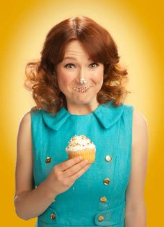 Ellie Kemper- I love how she uses her joie de vivre and naivete to create characters that are both hilarious and lovable.