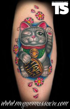 Tattoo by Megan Massacre at Wooster Street Social Club in New York City, New York