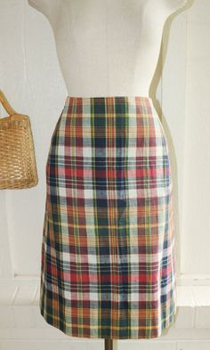 original madras...oh my goodness, I swear I had that same one and there must have been a million patterns