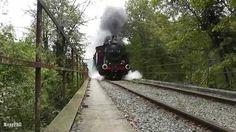 Quelques images du Festival du train à vapeur du Chemin de Fer à Vapeur des 3 Vallées (CFV3V) des 27 et 28 septembre à Mariembourg et Treignes en Belgique.