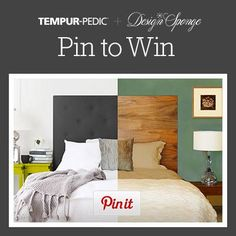 Over. Tempur-Pedic: The Choice Is Yours – Pin-To-Win Contest #ChoiceisYours
