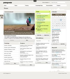Take a look at how Patagonia uses Prime to enhance the design of their SharePoint website