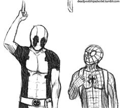 AHHHHHHHHHHHHHH THEY NEED TO BE TOGETHER IN THE DEADPOOL SEQUEL