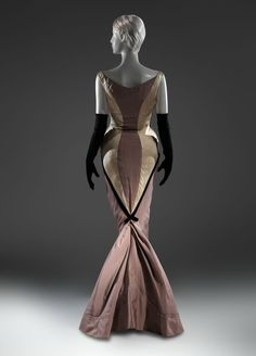 """""""Diamond"""" by Charles James, 1957 From the... - Fripperies and Fobs"""