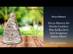 Hindu God Statues Online - Hindu Goddess Statues Online Sri Maa Kalka De... Statues, Meditation, Idol, Spirituality, Engagement Rings, Sculpture, Jewelry, Jewellery Making, Enagement Rings