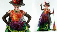 Shrek the Musical Costumes: Wicked Witch