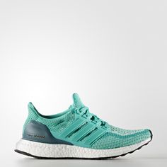 Find your adidas Green - Ultra - BOOST - Shoes at adidas. All styles and colours available in the official adidas online store. Moda Sneakers, Sneakers For Sale, Buy Sneakers, Summer Sneakers, Sneakers Women, Adidas Boost, Reebok, Nba, Boost Shoes