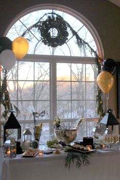 New years eve New Year's Party Ideas | Photo 2 of 31 | Catch My Party