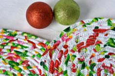 $25 #Christmas #Quilted #Trivets #Handmade #Table #Mats #hotpad #Holiday #mugrug #trendy #table #runner #table #topper by #WexfordTreasures