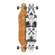 AXIS BAMBOO - 40 Snowboard, Skateboard, Bamboo, Skateboarding, Skateboards