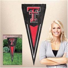 Texas Tech Red Raiders Yard Pennant $24.99