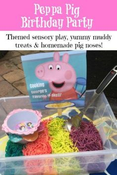 1000 Ideas About Pig Party On Pinterest Peppa Pig Party