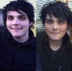 """honey seasons change but people don't"" ✧ gerard way of my chemical romance"