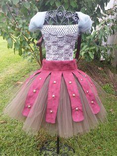 Inspired by Astrid Costume, Viking Costume, Viking Dress, Viking Halloween Costume, Birthday Outfit, Viking Photo Prop