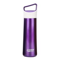 Grizzly Violet Water Bottle Insulated Vacuum Mug Gri…