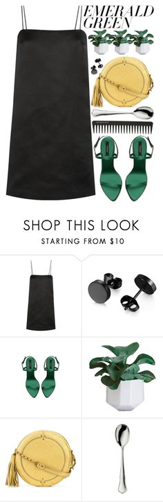 """""""you are your own person – it's okay to do things just for you sometimes 🐝"""" by rupp ❤ liked on Polyvore featuring The Row, Jérôme Dreyfuss, Robbe & Berking and GHD"""