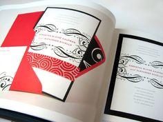 Portfolio Book by Sarah Meskin, via Behance